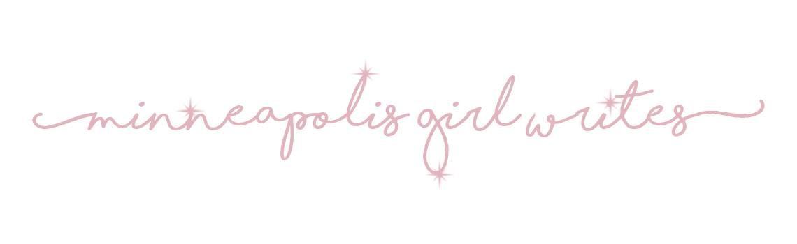 Minneapolis Girl Writes